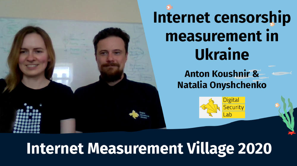 Internet Measurement Village 2020