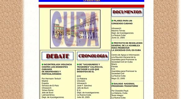La Nueva Cuba articles