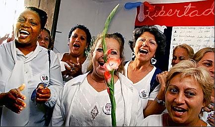 Las Damas de Blanco
