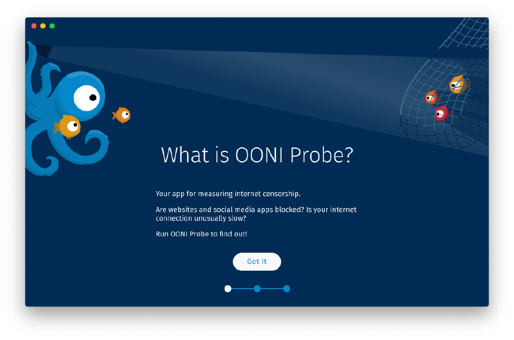 What is OONI Probe